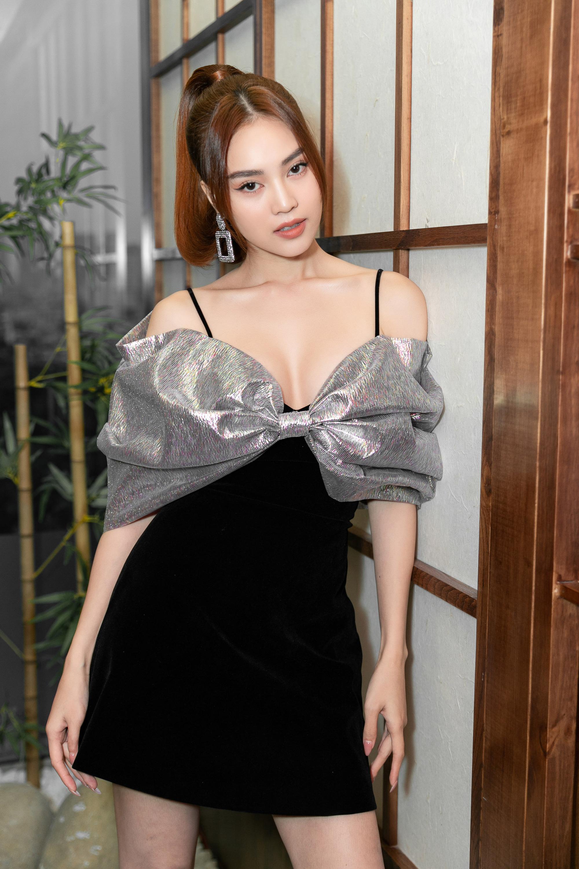 Văn Mai Hương mặc cá tính đi sự kiện - Ảnh 7.