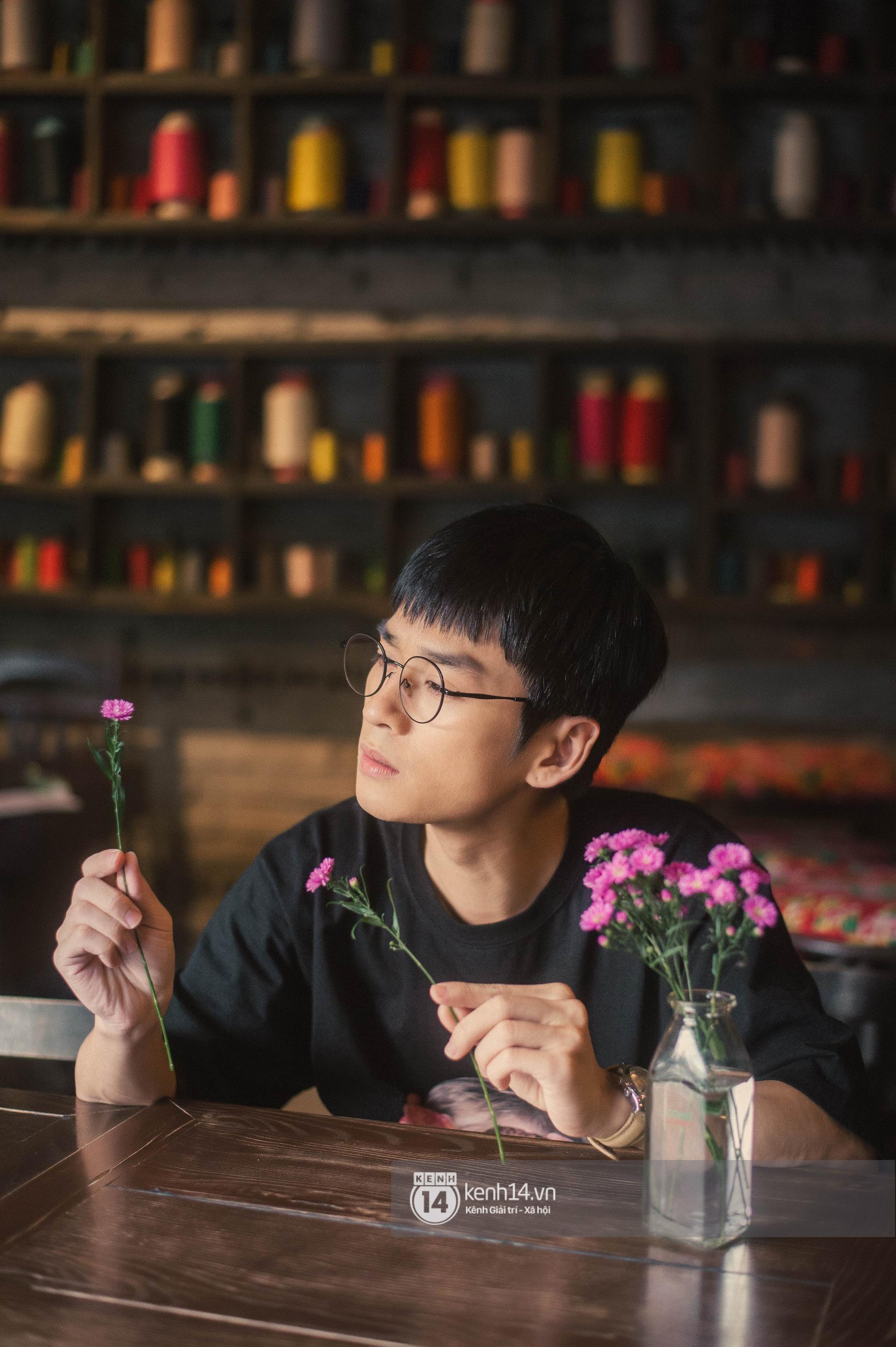 Trần Nghĩa: Sau Mắt Biếc, tôi trưởng thành hơn nhưng vẫn là chàng trai nghèo nhất showbiz Việt đấy! - Ảnh 8.