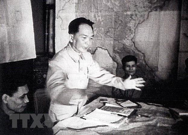 Bác Hồ và Đại tướng Võ Nguyên Giáp trong Chiến dịch Điện Biên Phủ  - Ảnh 11.