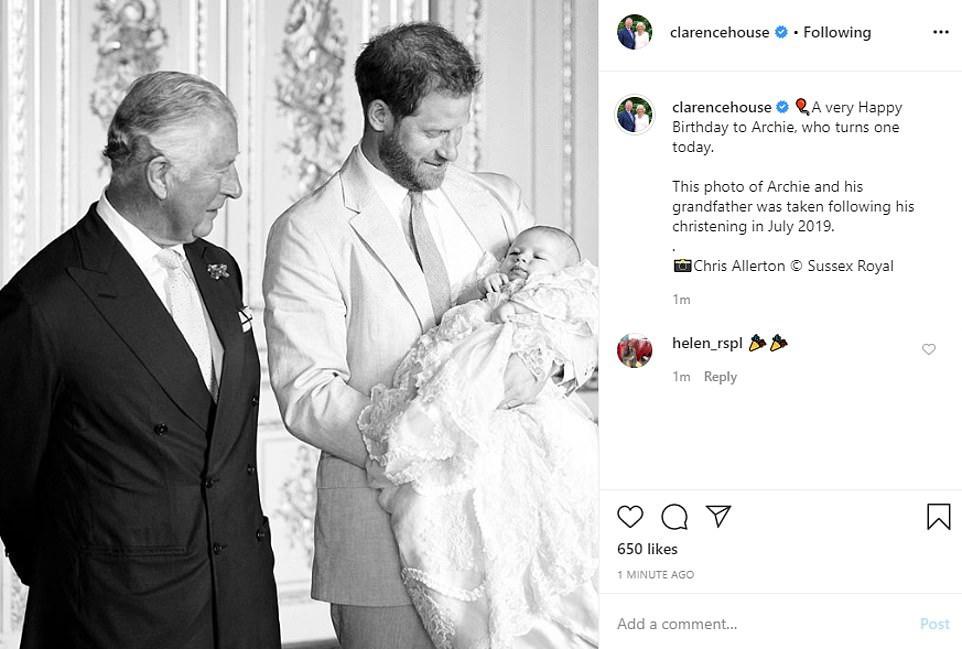 Dù bị vợ chồng Meghan phản bội và làm tổn thương, Nữ hoàng Anh vẫn có hành động khiến nhiều người nể phục nhân dịp sinh nhật bé Archie - Ảnh 3.