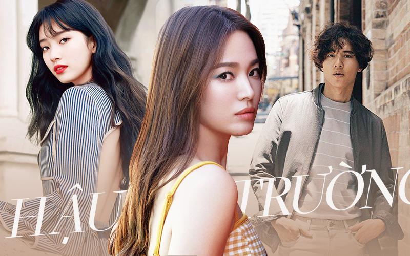 """Khi sao Hàn mạnh tay chi tiền tặng quà khủng cho cha mẹ: Song Hye Kyo mua biệt thự siêu sang giá cả trăm tỷ báo hiếu mẹ, """"tình cũ Lee Min Ho"""" Suzy mở quán cho mẹ kinh doanh - Ảnh 1."""