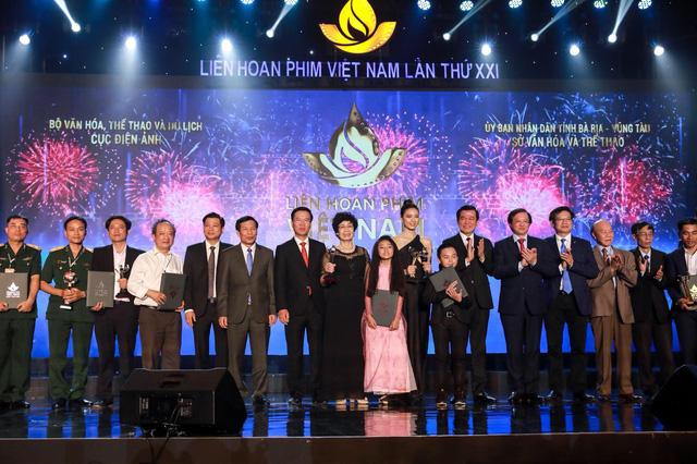 Xây dựng và quảng bá thương hiệu quốc gia – Liên hoan Phim Việt Nam - Ảnh 1.