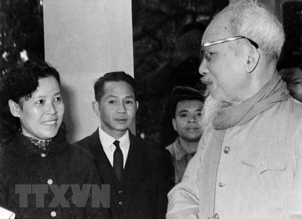 Hồ Chí Minh - người sáng lập, nhà báo vĩ đại của báo chí Cách mạng Việt Nam - Ảnh 1.