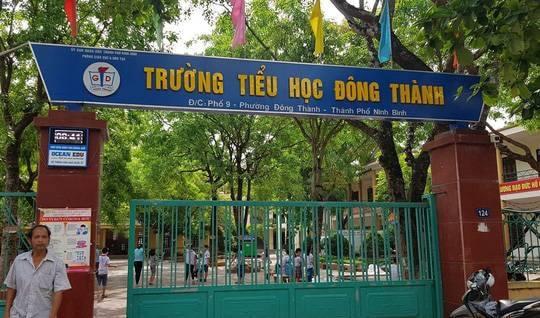 Ninh Bình: Khởi tố bắt giam 3 cô giáo tiểu học ăn chặn khẩu phần ăn của học sinh - Ảnh 1.