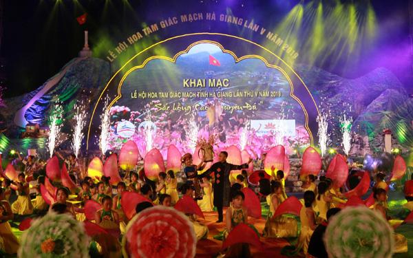 Tổ chức Không gian văn hóa, du lịch và thương mại tỉnh Hà Giang tại TP. Hồ Chí Minh
