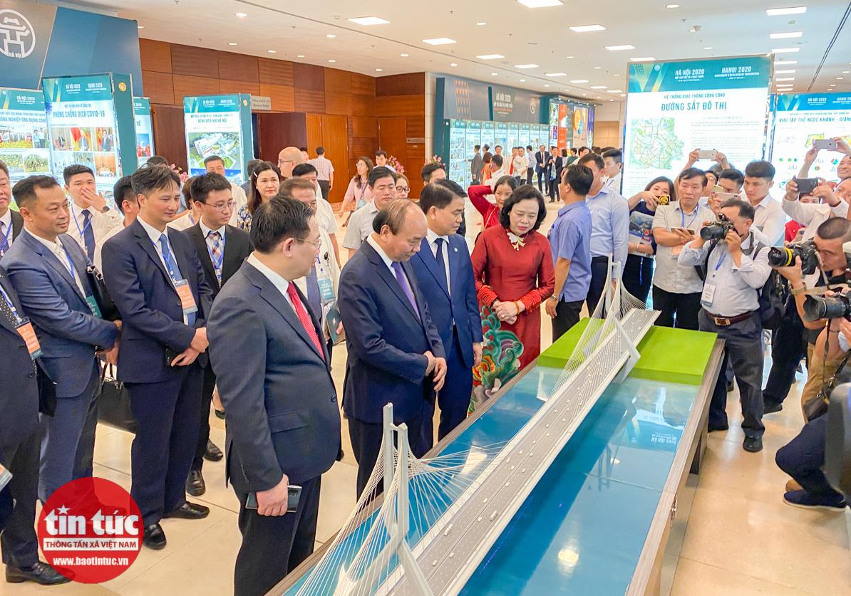 Hà Nội kêu gọi được 400 nghìn tỷ đồng vốn tại Hội nghị xúc tiến đầu tư - Ảnh 1.