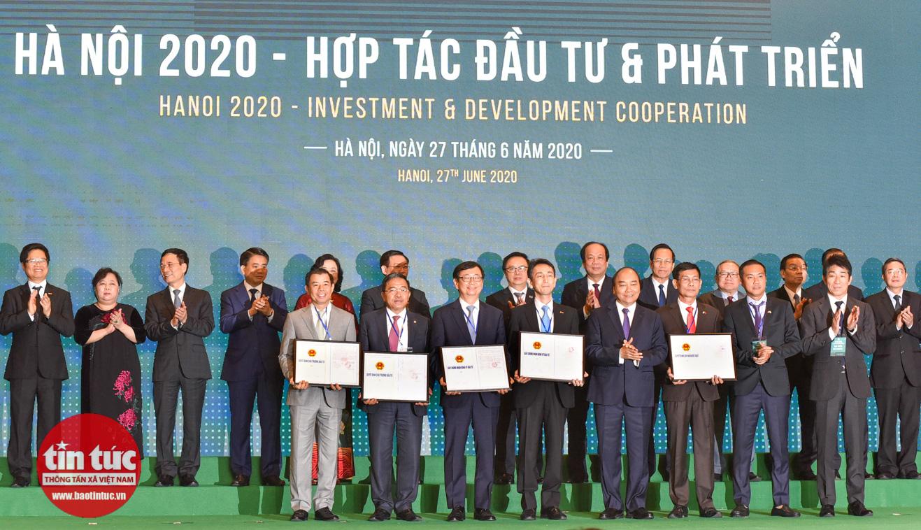 Hà Nội kêu gọi được 400 nghìn tỷ đồng vốn tại Hội nghị xúc tiến đầu tư - Ảnh 10.