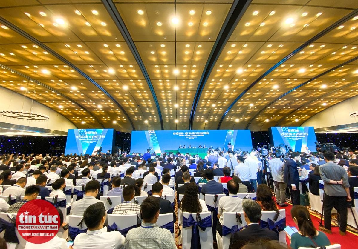 Hà Nội kêu gọi được 400 nghìn tỷ đồng vốn tại Hội nghị xúc tiến đầu tư - Ảnh 4.