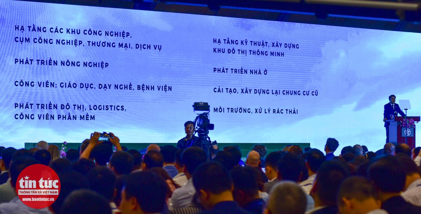 Hà Nội kêu gọi được 400 nghìn tỷ đồng vốn tại Hội nghị xúc tiến đầu tư - Ảnh 5.