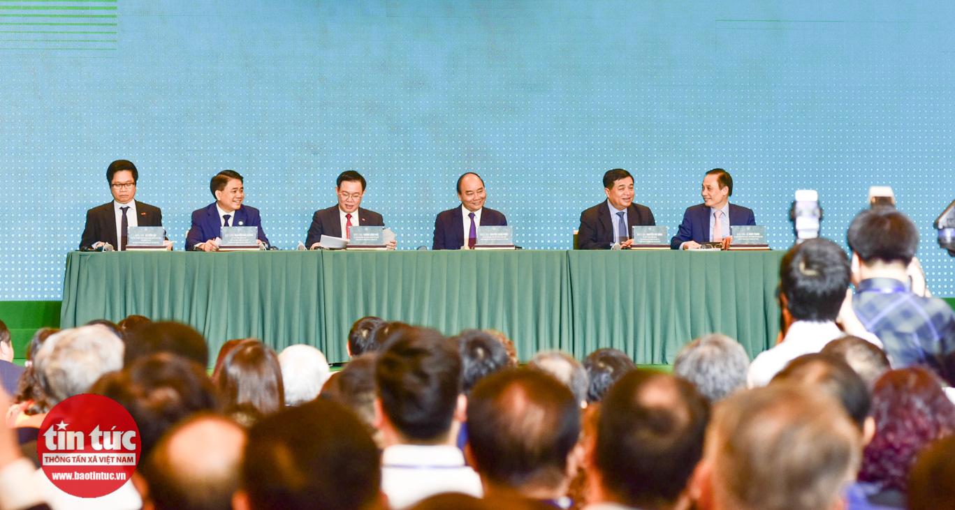 Hà Nội kêu gọi được 400 nghìn tỷ đồng vốn tại Hội nghị xúc tiến đầu tư - Ảnh 9.