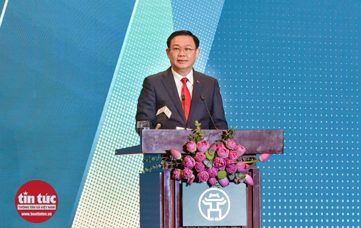 Hà Nội kêu gọi được 400 nghìn tỷ đồng vốn tại Hội nghị xúc tiến đầu tư - Ảnh 6.