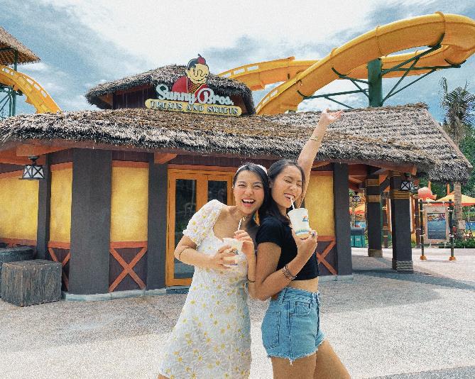 """Hot blogger Hà Trúc: Rực rỡ với trải nghiệm """"ăn ngon, mặc đẹp"""" và du lịch chất tại Nam đảo Phú Quốc - Ảnh 7."""