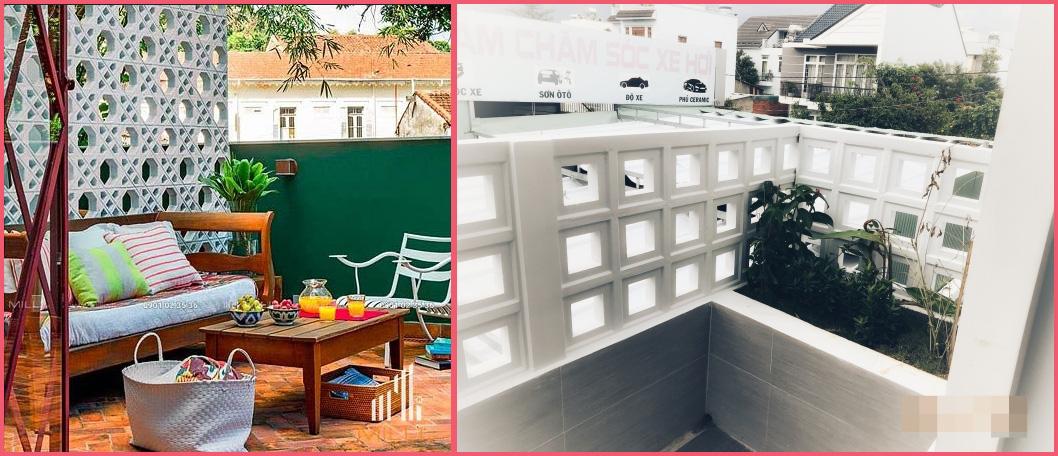 """Biến sân thượng nhạt nhẽo thành góc """"chill"""" qua năng tháng với những món đồ dùng, decor này - Ảnh 4."""