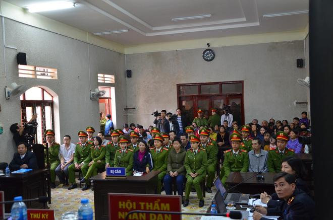 Mẹ nữ sinh giao gà ở Điện Biên sắp hầu tòa phúc thẩm - Ảnh 2.