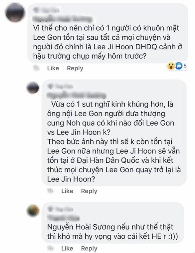 Quân Vương Bất Diệt lộ ảnh sốc đến cạn lời: Nghịch tặc Lee Lim lên làm vua, Lee Min Ho xuống kiếp làm dân đen? - Ảnh 5.