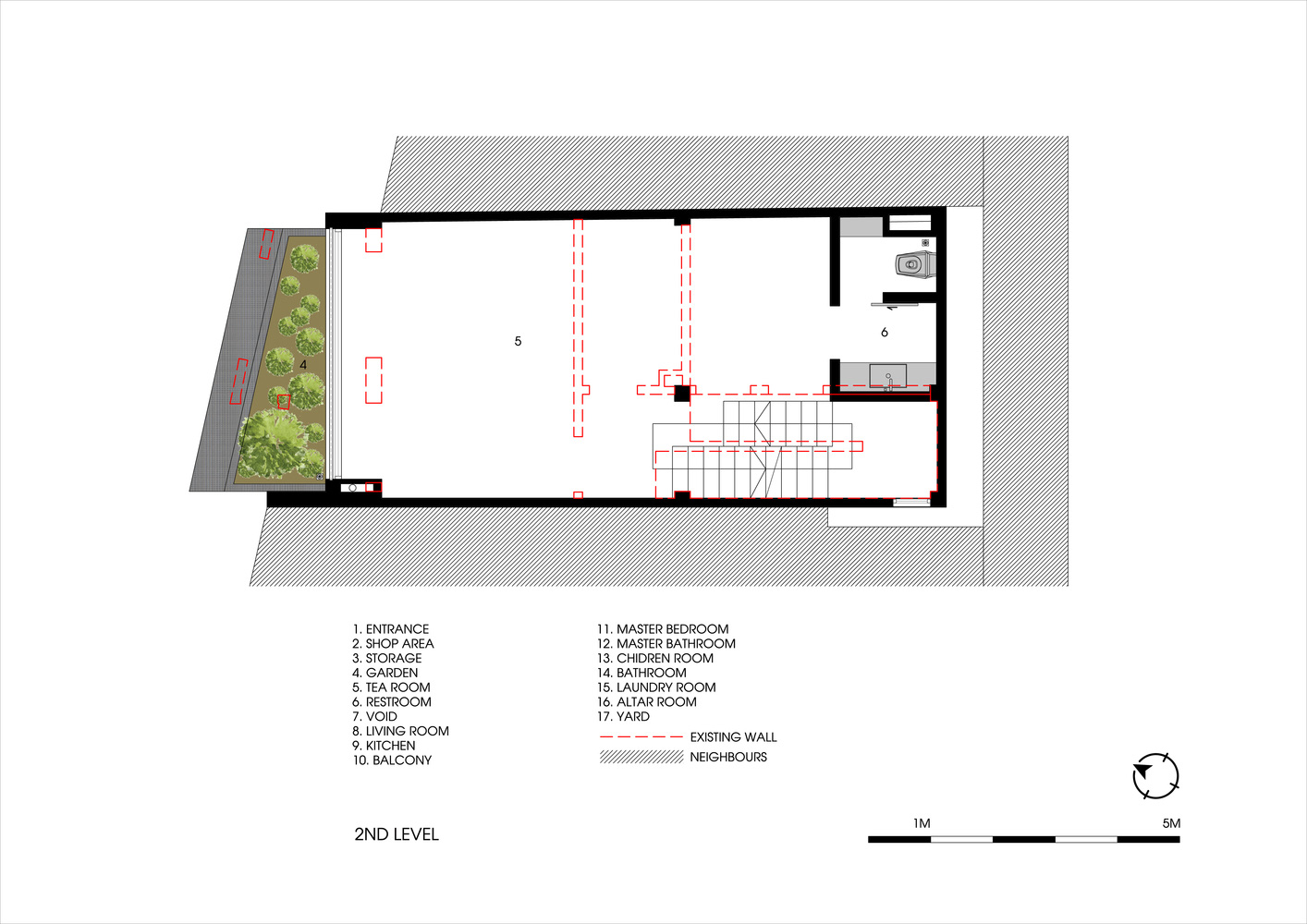 Ngôi nhà 49m2, 3 thế hệ cùng chung sống tại Hà Nội được giới thiệu trên báo Mỹ - Ảnh 14.