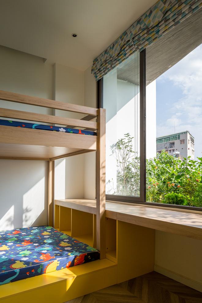 Ngôi nhà 49m2, 3 thế hệ cùng chung sống tại Hà Nội được giới thiệu trên báo Mỹ - Ảnh 6.