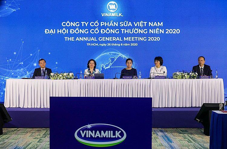 Dù khó khăn do Covid-19, Vinamilk vẫn đặt mục tiêu tăng trưởng dương trong năm 2020 - Ảnh 1.