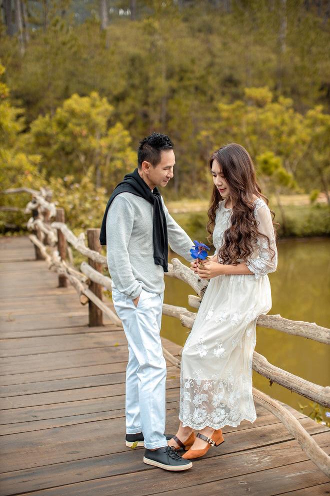 Lý Hải - Minh Hà kỷ niệm 10 năm ngày cưới bằng bộ ảnh lãng mạn - Ảnh 1.