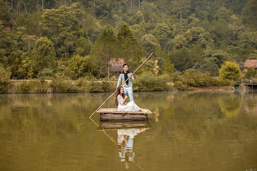 Lý Hải - Minh Hà kỷ niệm 10 năm ngày cưới bằng bộ ảnh lãng mạn - Ảnh 5.