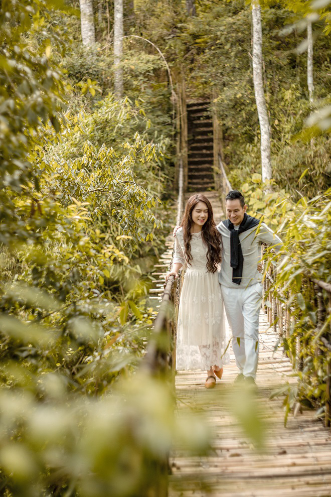 Lý Hải - Minh Hà kỷ niệm 10 năm ngày cưới bằng bộ ảnh lãng mạn - Ảnh 7.