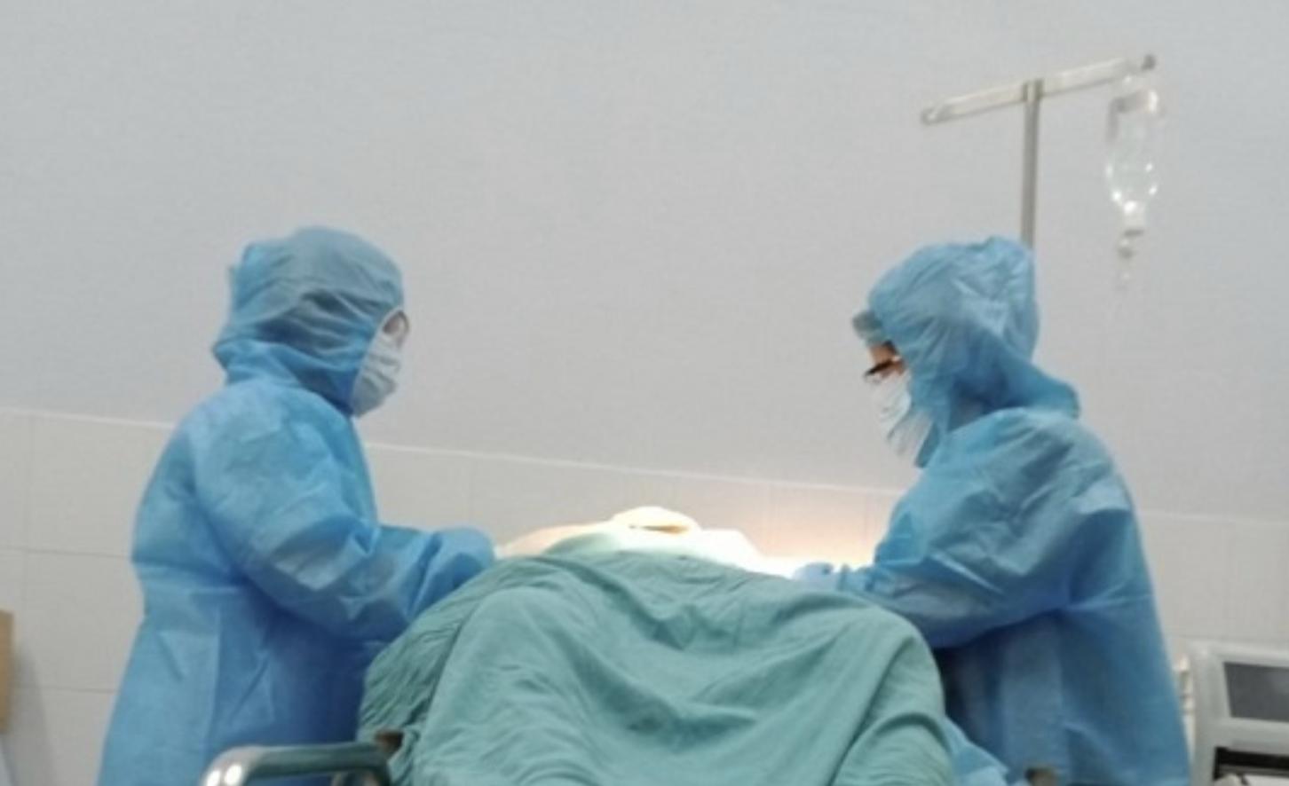 2 sản phụ từ Đài Loan trở về, sinh con khi đang cách ly ở Quảng Nam có sức khỏe tốt - Ảnh 1.