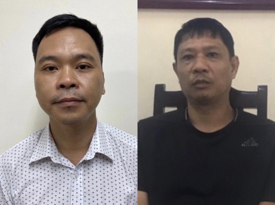 [NÓNG] Bắt Bùi Quốc Việt - anh trai ông chủ Nhật Cường Mobile - Ảnh 1.