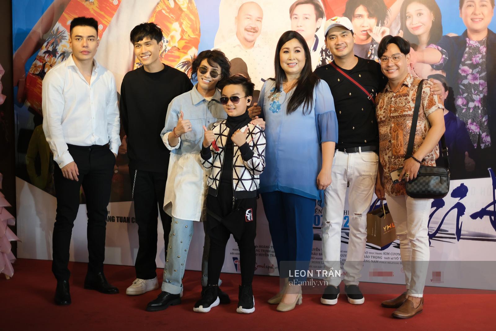 Dàn diễn viên hài quy tụ mừng Hồng Vân ra mắt phim mới - Ảnh 4.