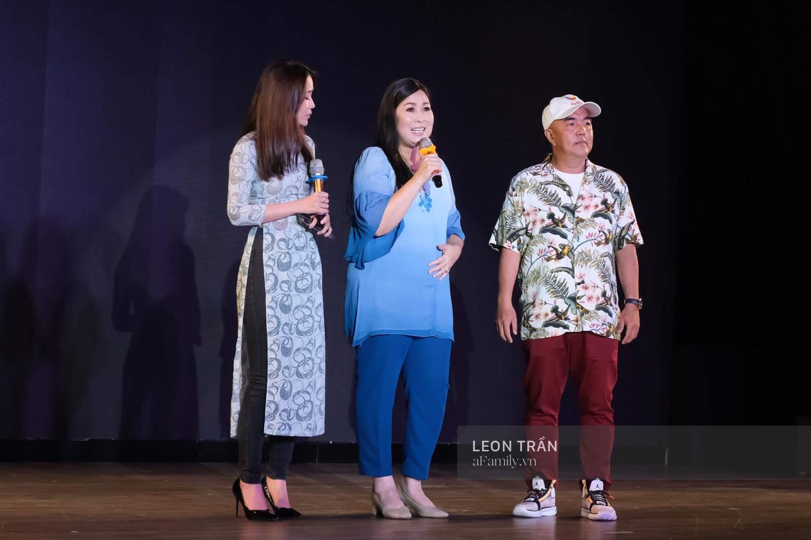 Dàn diễn viên hài quy tụ mừng Hồng Vân ra mắt phim mới - Ảnh 2.