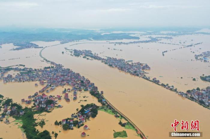 Trung Quốc: Cảnh báo hồ nước ngọt lớn nhất nước sắp tràn bờ, người dân lo ngại thảm họa đại hồng thủy 1998 lặp lại - Ảnh 7.