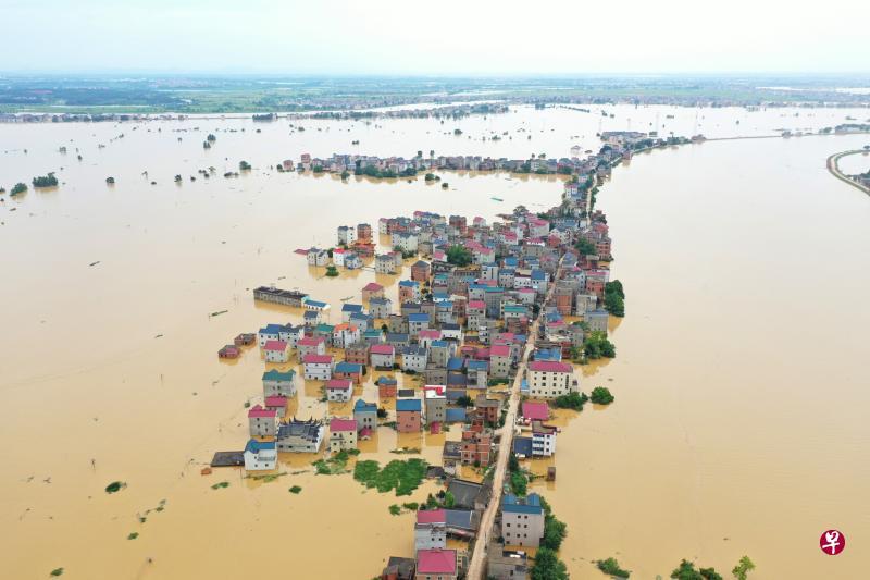 Trung Quốc: Cảnh báo hồ nước ngọt lớn nhất nước sắp tràn bờ, người dân lo ngại thảm họa đại hồng thủy 1998 lặp lại - Ảnh 1.