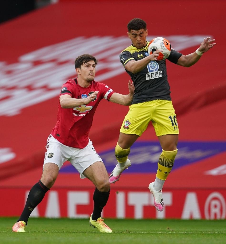 Thủng lưới phút bù giờ, Manchester United đánh mất cơ hội vào top 3 sau trận hòa đáng tiếc trước Southampton - Ảnh 2.