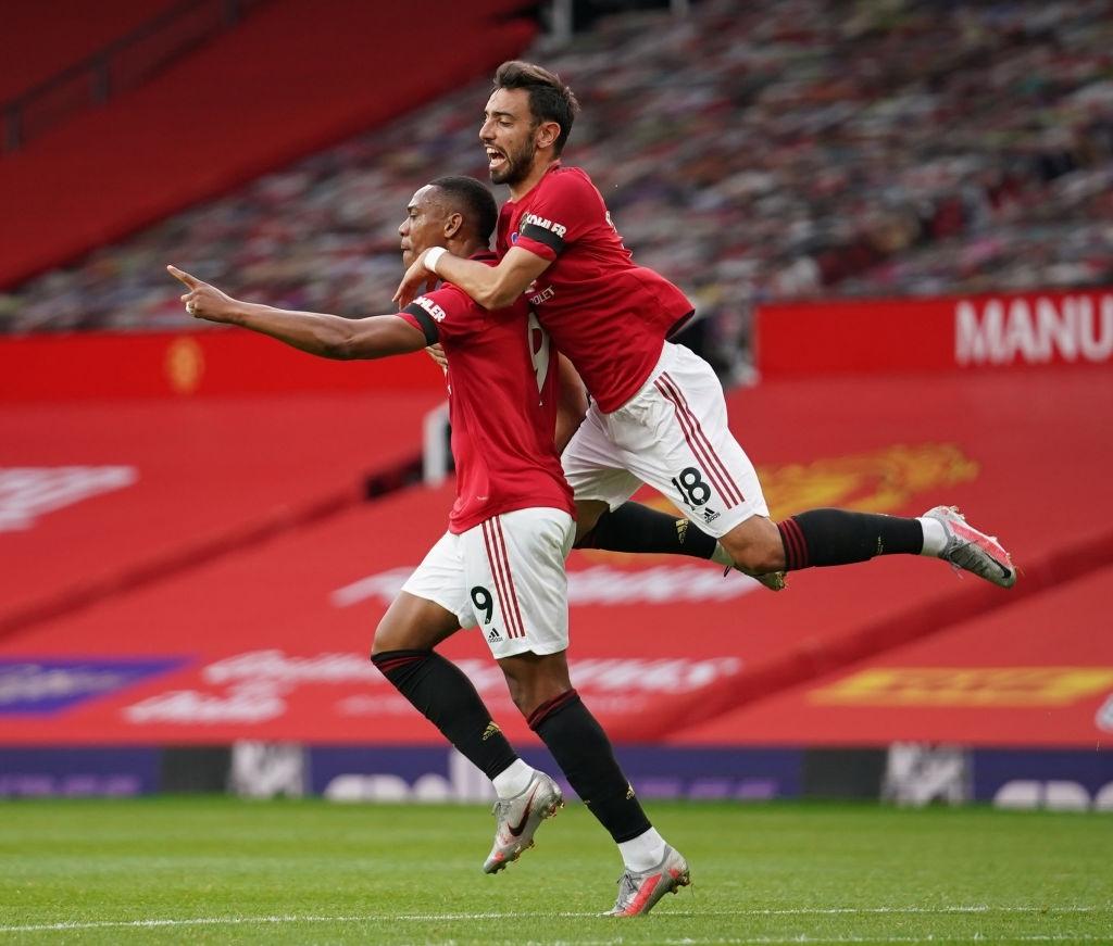 Thủng lưới phút bù giờ, Manchester United đánh mất cơ hội vào top 3 sau trận hòa đáng tiếc trước Southampton - Ảnh 5.