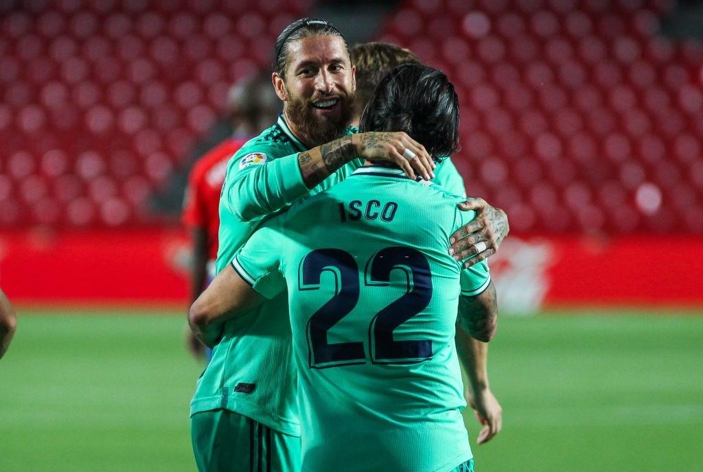 Chỉ cần đúng 1 trận thắng nữa, Real Madrid sẽ hạ bệ ngôi vương La Liga của Barcelona - Ảnh 1.