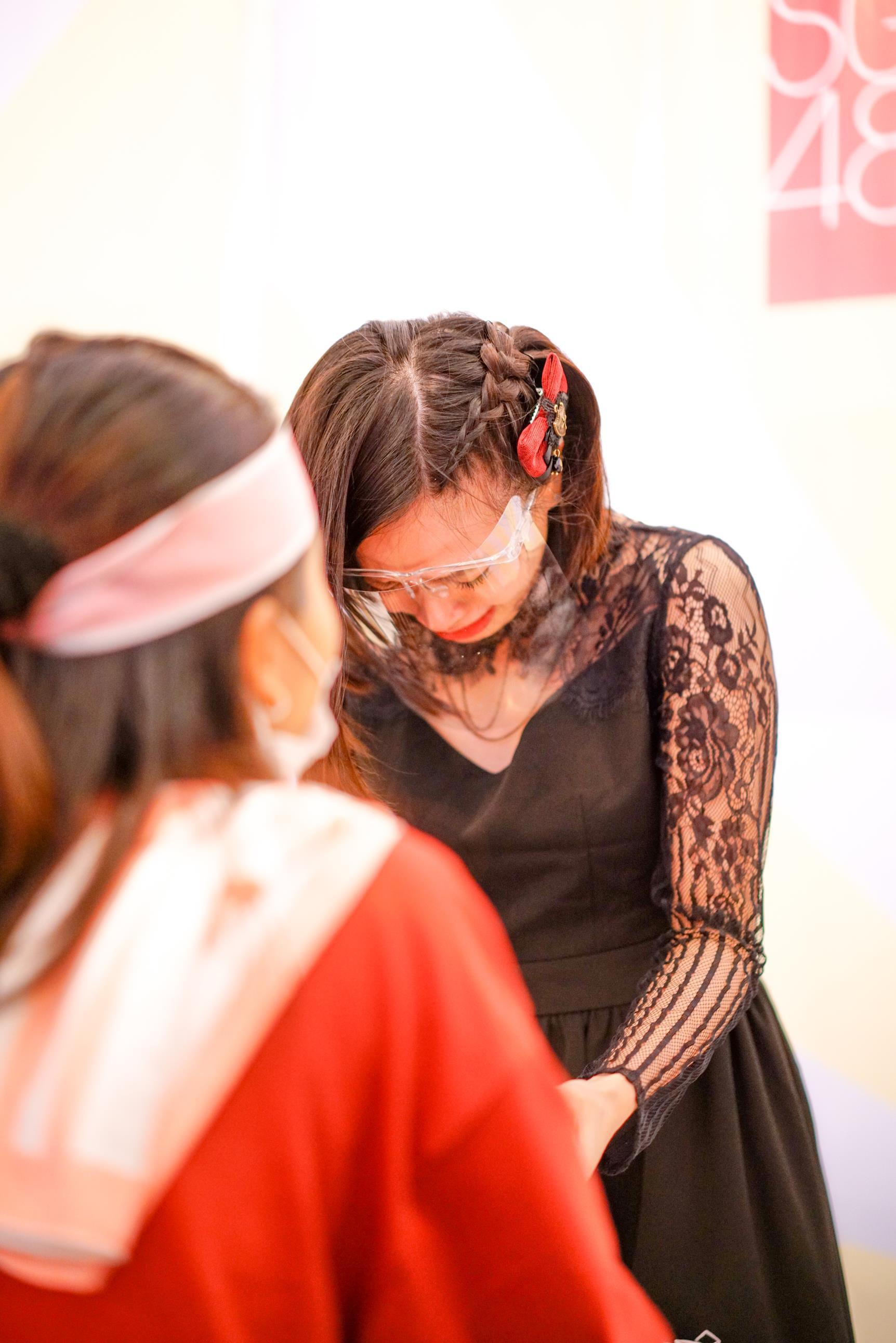 Lệ Trang chiến thắng ở sự kiện Handshake của SGO48, chính thức lọt top 16 trong single tiếp theo! - Ảnh 7.