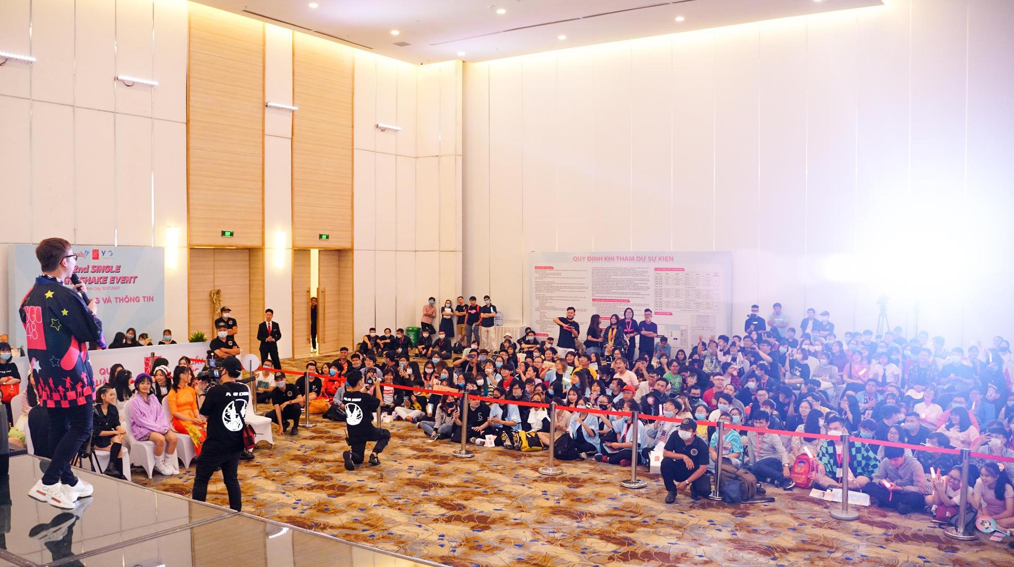 Lệ Trang chiến thắng ở sự kiện Handshake của SGO48, chính thức lọt top 16 trong single tiếp theo! - Ảnh 17.