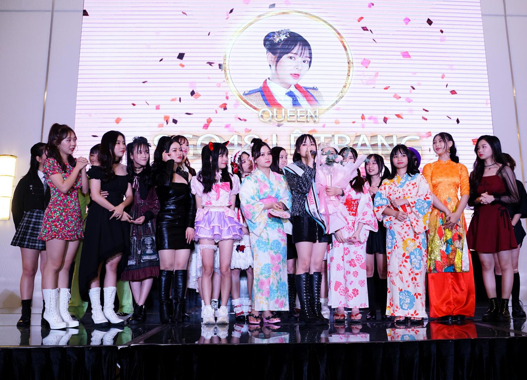 Lệ Trang chiến thắng ở sự kiện Handshake của SGO48, chính thức lọt top 16 trong single tiếp theo! - Ảnh 16.