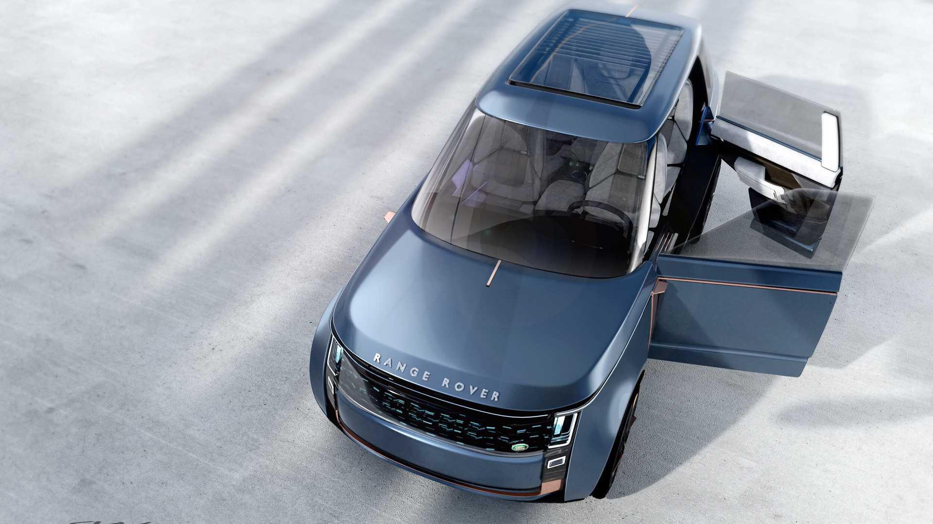 Xem trước Range Rover thế hệ mới - Ước ao thay đổi sau gần 10 năm - Ảnh 1.