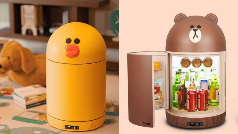 Xếp hàng mua tủ lạnh mini vừa trữ đồ vừa nghe được nhạc, chỉ bán giới hạn - Ảnh 1.