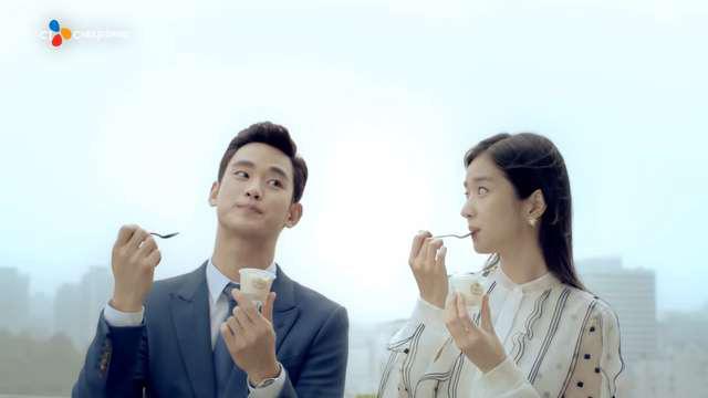 Couple Điên Thì Có Sao Kim Soo Hyun - Seo Ye Ji: Hôn hụt từ 6 năm trước, tướng phu thê, còn rõ rành rành hint hậu trường - Ảnh 3.