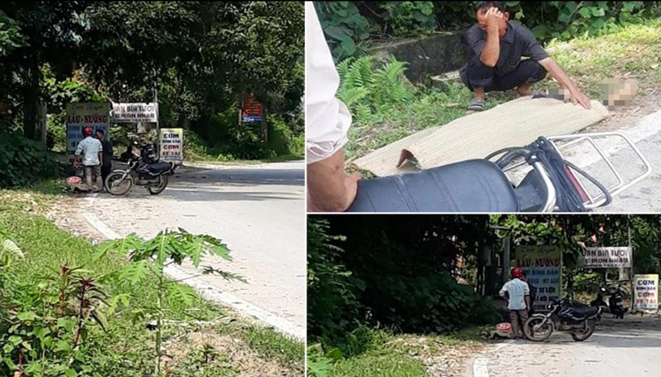 Thực hư thông tin cụ ông 80 tuổi tử vong do bị tài xế taxi bỏ dọc đường, con trai phải buộc thi thể lên xe máy đưa về nhà - Ảnh 1.
