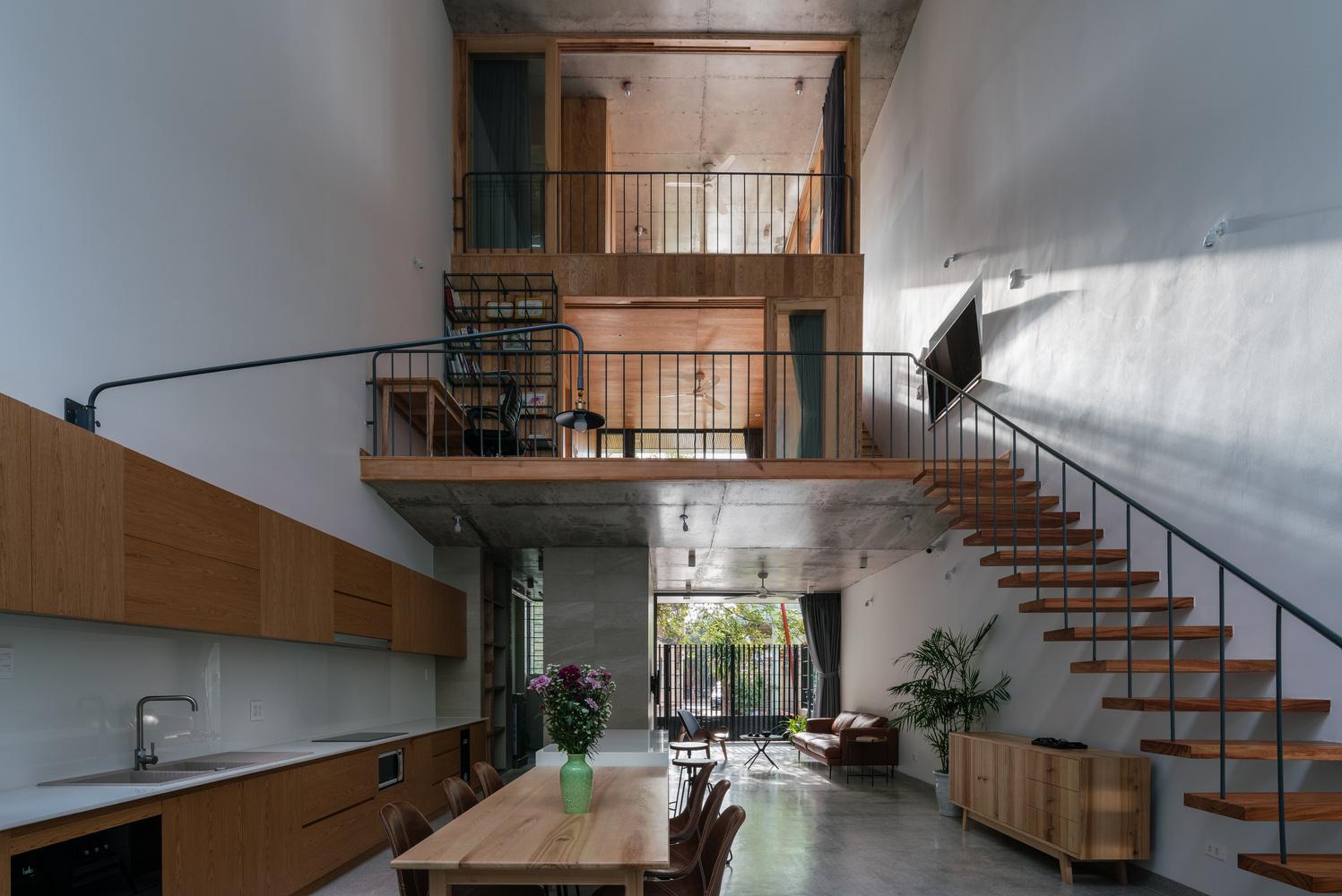 4 ngôi nhà độc đáo của Việt Nam được vinh danh Top 50 công trình đẹp nhất của năm trên tạp chí kiến trúc Mỹ - Ảnh 1.