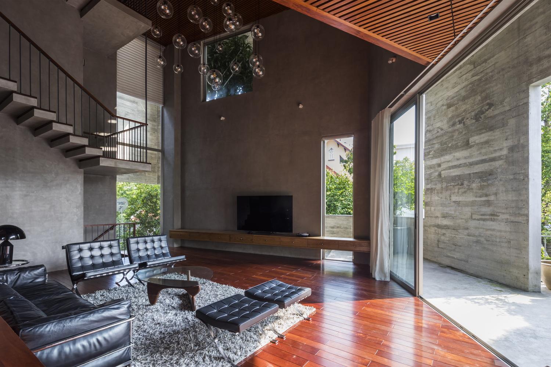 4 ngôi nhà độc đáo của Việt Nam được vinh danh Top 50 công trình đẹp nhất của năm trên tạp chí kiến trúc Mỹ - Ảnh 10.