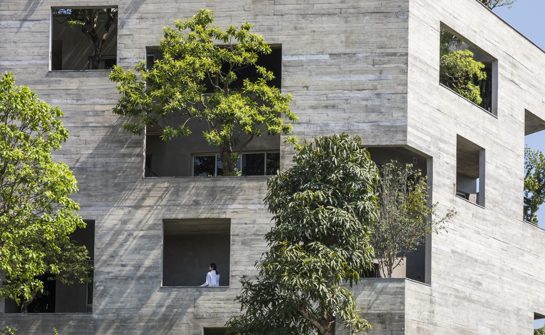 4 ngôi nhà độc đáo của Việt Nam được vinh danh Top 50 công trình đẹp nhất của năm trên tạp chí kiến trúc Mỹ - Ảnh 11.