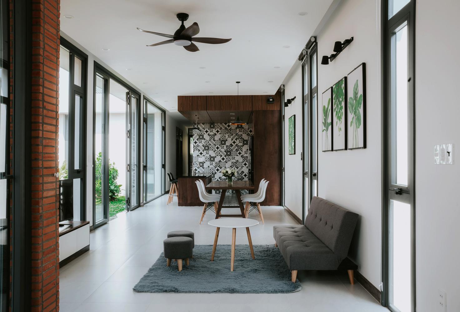 4 ngôi nhà độc đáo của Việt Nam được vinh danh Top 50 công trình đẹp nhất của năm trên tạp chí kiến trúc Mỹ - Ảnh 15.