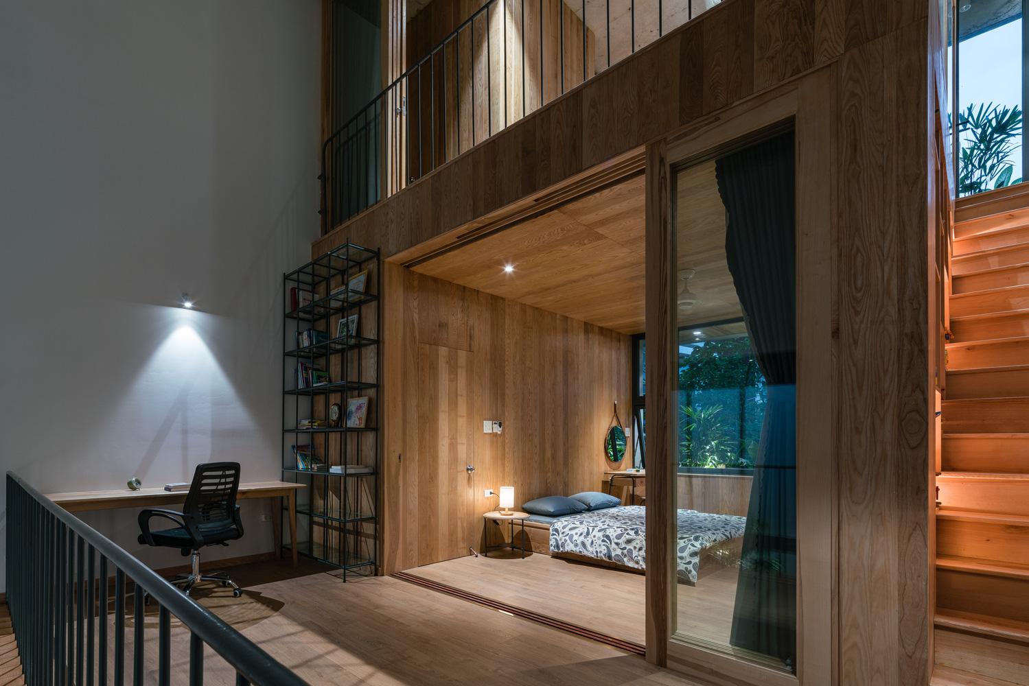 4 ngôi nhà độc đáo của Việt Nam được vinh danh Top 50 công trình đẹp nhất của năm trên tạp chí kiến trúc Mỹ - Ảnh 3.