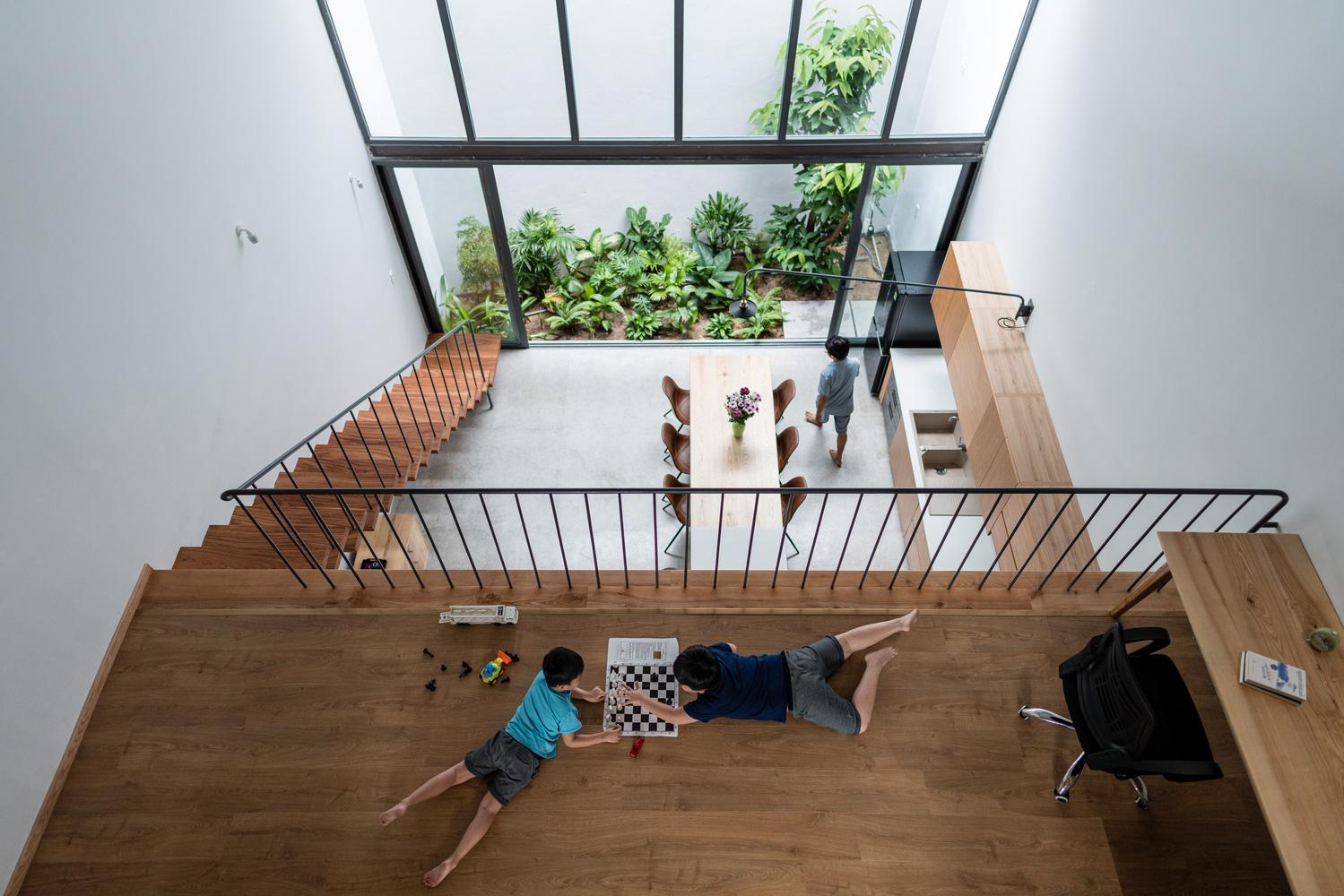 4 ngôi nhà độc đáo của Việt Nam được vinh danh Top 50 công trình đẹp nhất của năm trên tạp chí kiến trúc Mỹ - Ảnh 4.