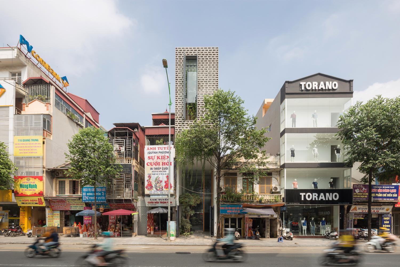 4 ngôi nhà độc đáo của Việt Nam được vinh danh Top 50 công trình đẹp nhất của năm trên tạp chí kiến trúc Mỹ - Ảnh 5.