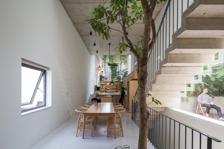 4 ngôi nhà độc đáo của Việt Nam được vinh danh Top 50 công trình đẹp nhất của năm trên tạp chí kiến trúc Mỹ - Ảnh 6.