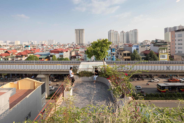 4 ngôi nhà độc đáo của Việt Nam được vinh danh Top 50 công trình đẹp nhất của năm trên tạp chí kiến trúc Mỹ - Ảnh 8.